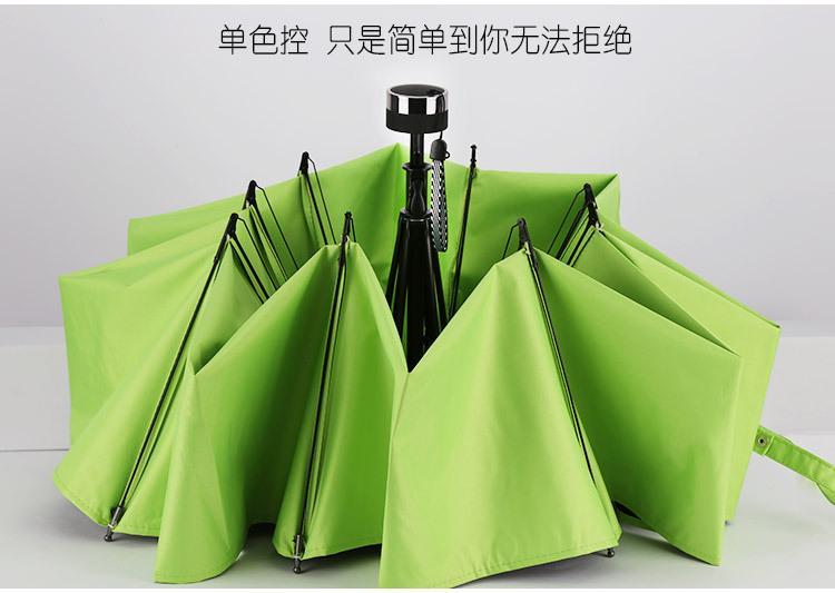 雨伞是如何被发明出来的