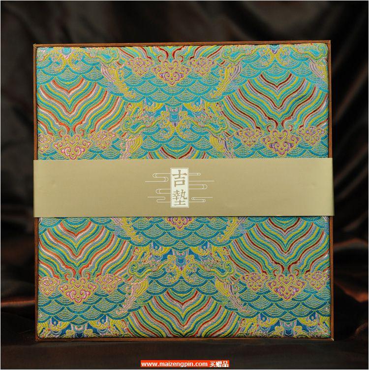 清明上河图·丝绸艺术组垫