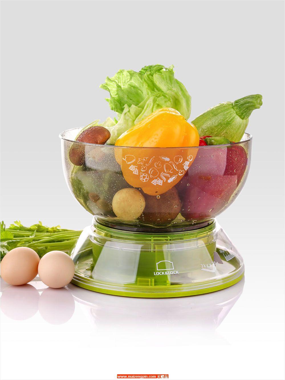 LSC-D80FU 乐扣乐扣?健康果蔬厨房秤