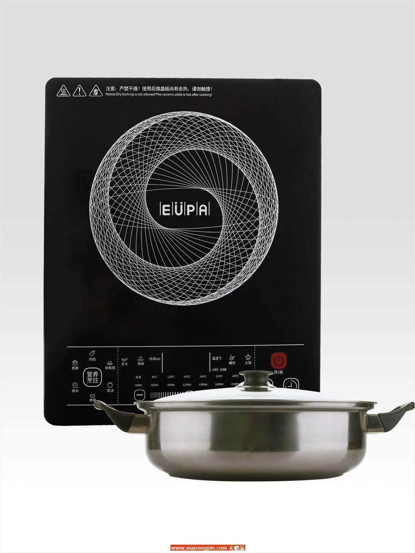 TSK-GW916智享超薄电磁炉(附锅)