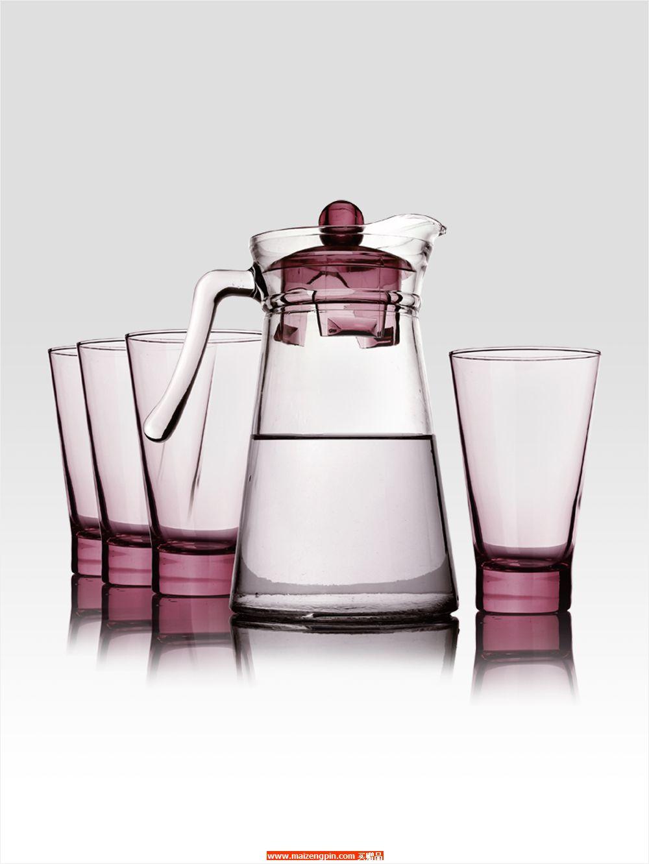 LC-P61 凝彩清莹水具5件套(冰粉)