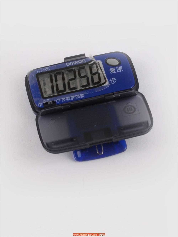 欧姆龙 HJ-905电子计步器礼品盒