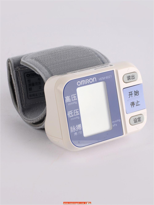 欧姆龙 HEM-6021电子血压计礼品盒