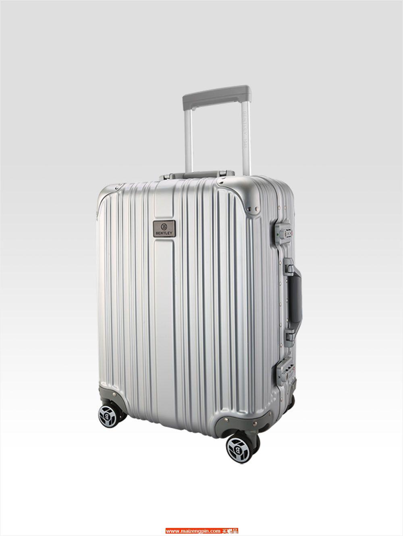 BL-L120500-20BENTLEY 20寸科技银拉杆箱