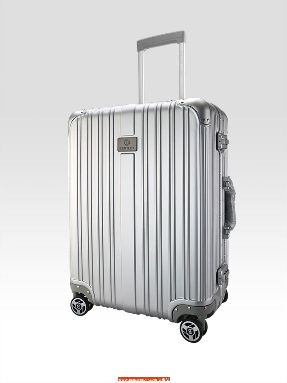 BL-L120500-24BENTLEY 24寸科技银拉杆箱