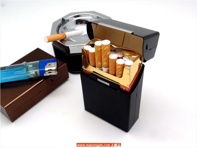 06磁性翻盖烟盒