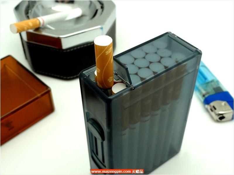 塑胶自动烟盒B818-L01