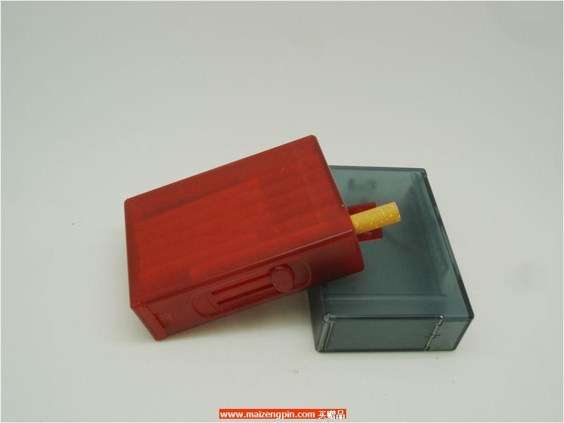 塑胶自动烟盒B818-R01