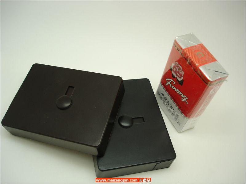 塑胶自动烟盒B823-C01