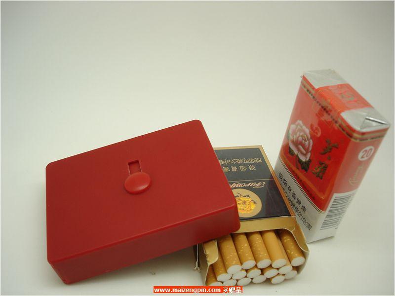铝制自动烟盒B823-R01