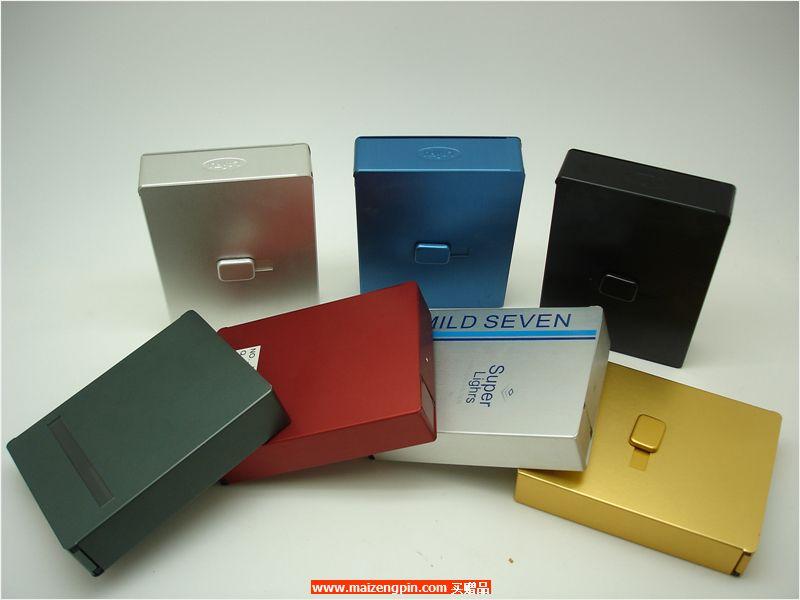 经典直推金属烟盒B814-6色