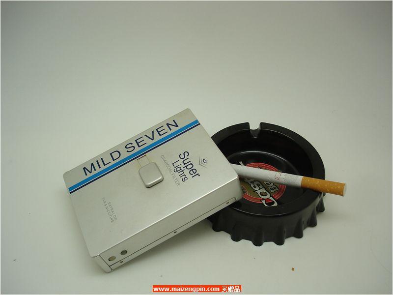 经典直推金属烟盒B814-丝印