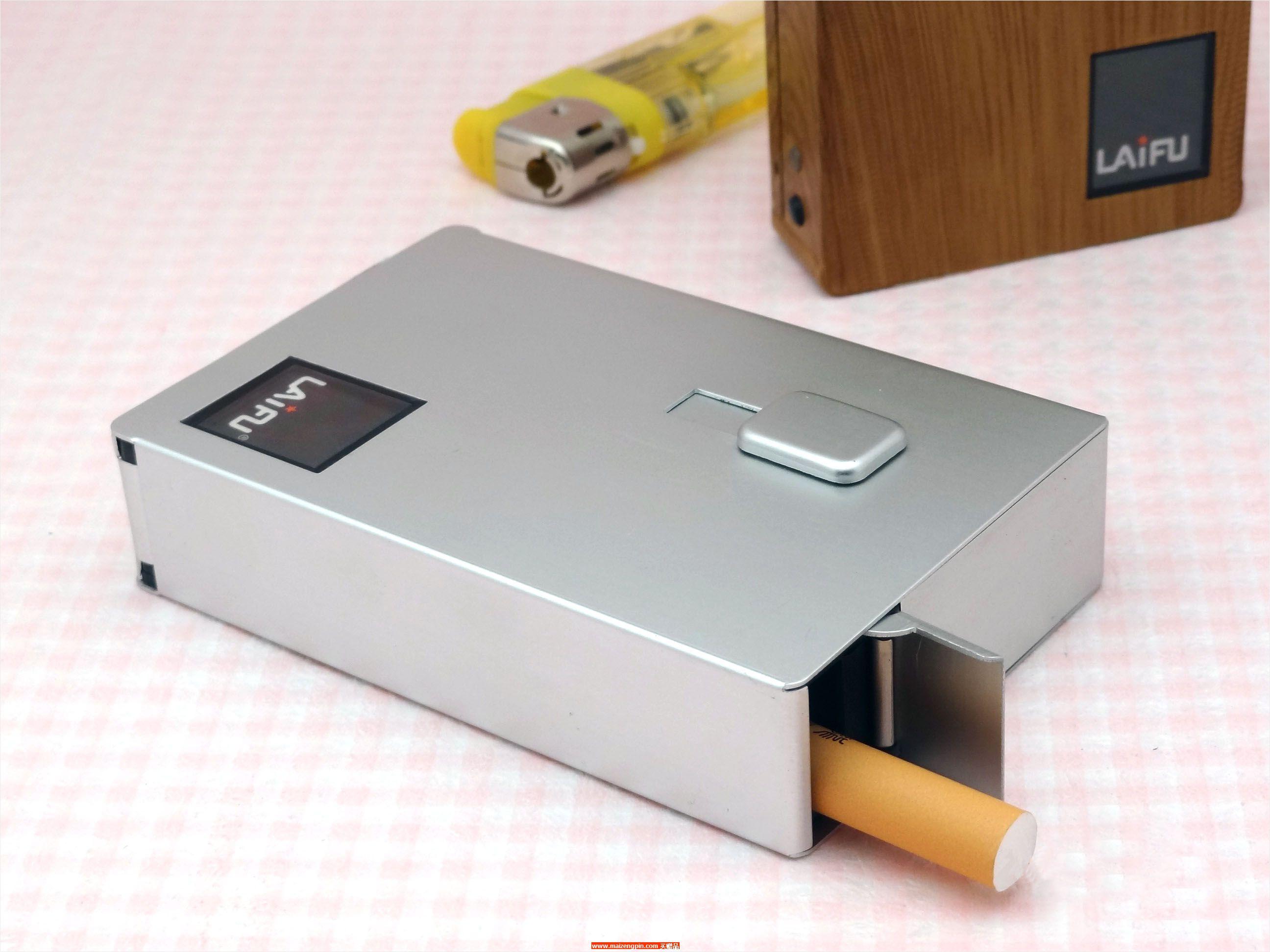 铝制自动烟盒