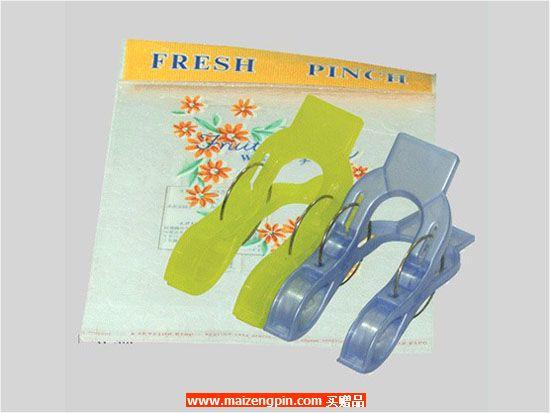 塑料衣夹F--801