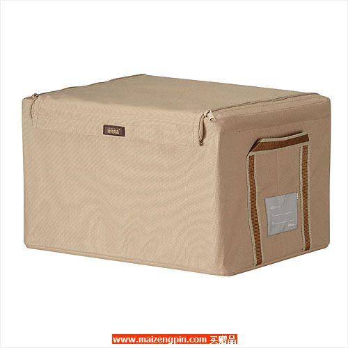 占西礼品SD系列赠品N3503 布艺拉链收纳箱