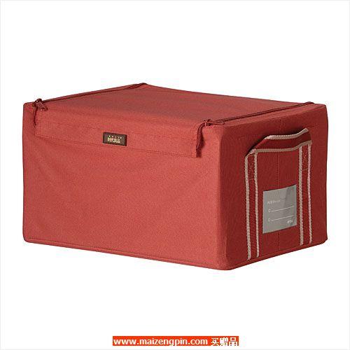 占西礼品SD系列赠品N3504 布艺拉链收纳箱