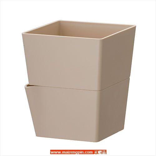 占西礼品SD系列赠品N2818 溢水槽花盆 方形(大)