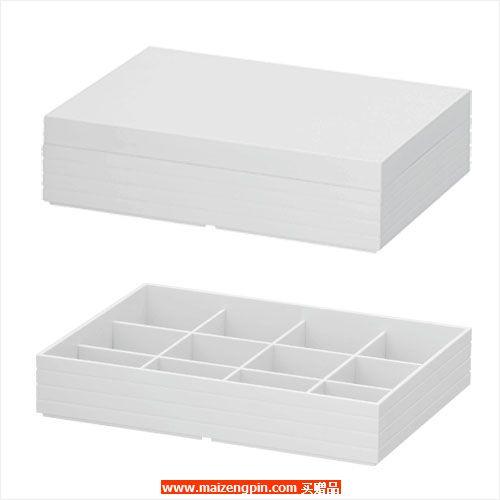 占西礼品SD系列赠品N3606 单层大格储物盒