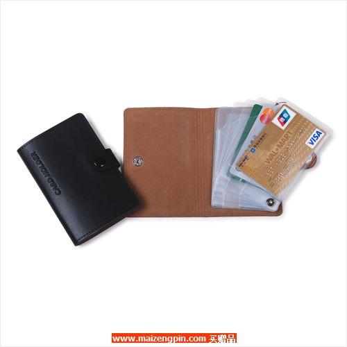 广州占西礼品SD系列赠品7118-磁卡、名片套
