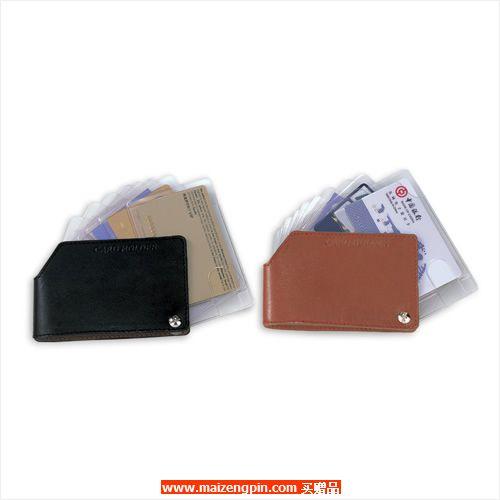 广州占西礼品SD系列赠品7108-磁卡、名片套