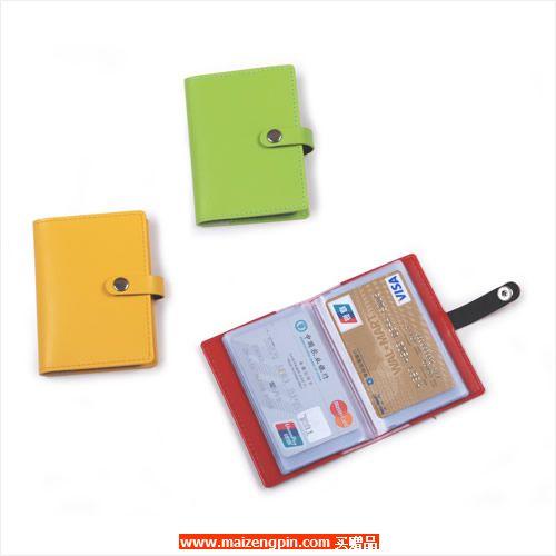 广州占西礼品SD系列赠品7113-A-磁卡、名片套