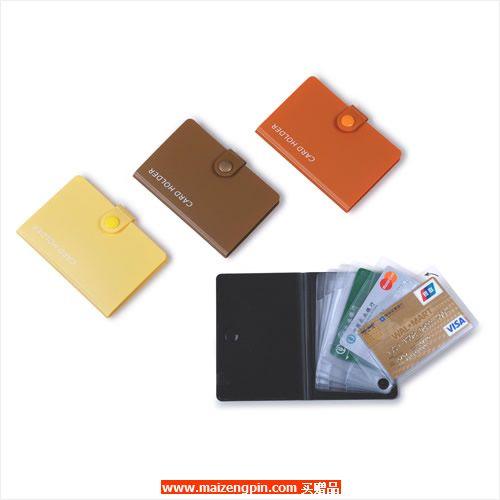广州占西礼品SD系列赠品7117-磁卡、名片套