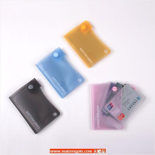 广州占西礼品SD系列赠品7116-磁卡、名片套