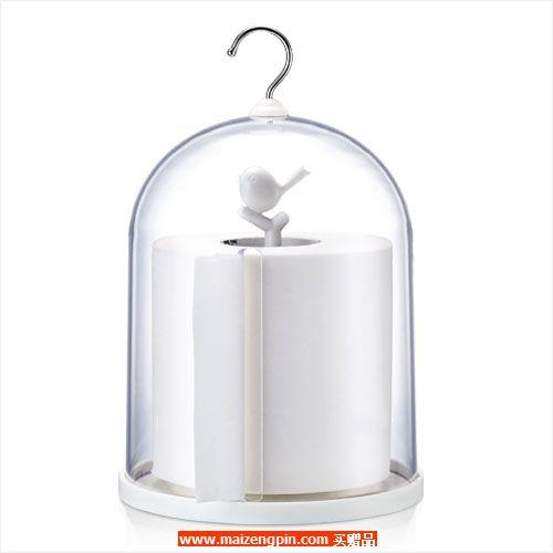 鸟笼纸巾盒