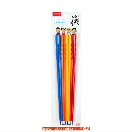 D698 筷子(幸福一家)