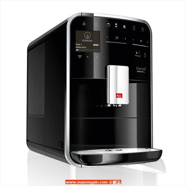 美乐家CAFFEO Barista 全自动咖啡机(钢琴黑) E750-102