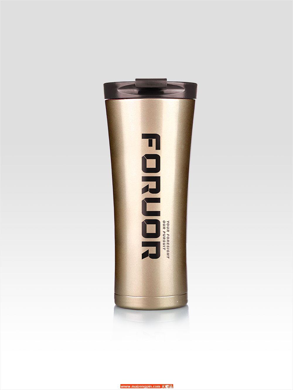 FU-A316 FU金银物语不锈钢真空咖啡杯