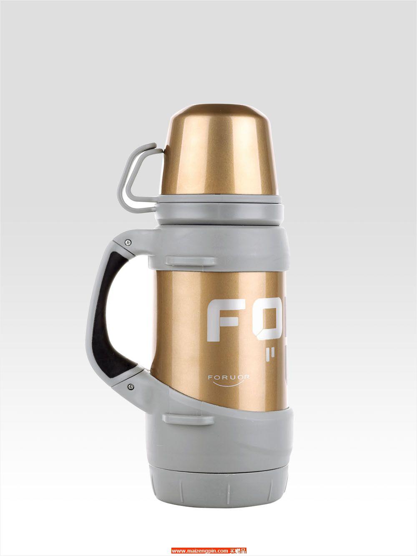 FU-A109 FU 金银物语不锈钢真空旅行壶