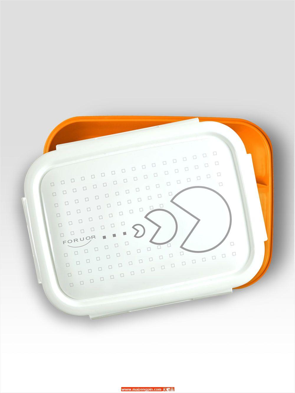 FU-C53 FORU食豆时尚餐盒(橘色)
