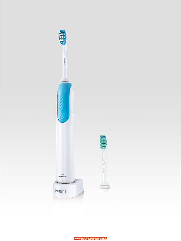 HX3120+HX6011飞利浦Sonicare充电式声波震动牙刷组合