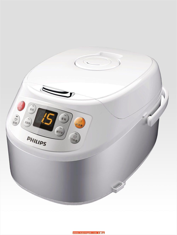 HD3051/19 智能电饭煲